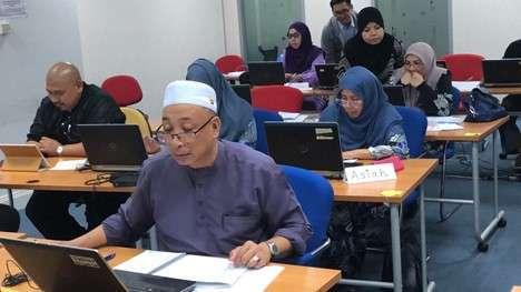 Sistem Kebajikan Negara Workshop