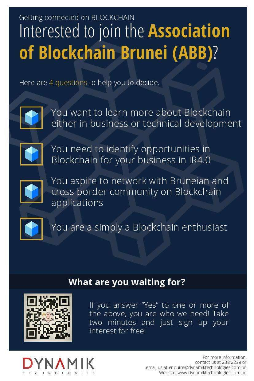 Public Interest – Association of Blockchain Brunei (ABB)